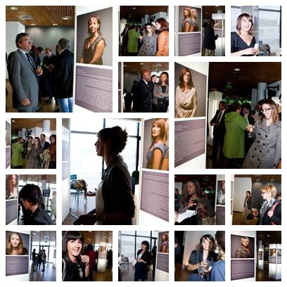 Exposition photo Géraldine Aresteanu Entreprendre au féminin
