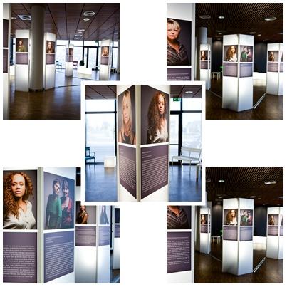 Exposition Entreprendre au féminin Géraldine Aresteanu