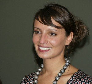 Victoria Blétry, à la tête de MamanLou.com, 1er site d'annonces spécialisé dans la location d'équipements et la prestation de services pour la femme et l'enfant.