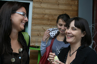 Emilie Flogny, Victoria Blétry, Stéphanie Hublin-Besson