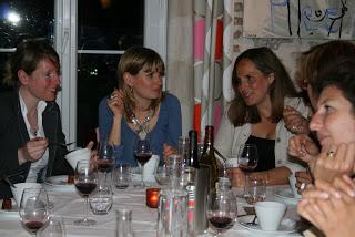 De gauche à droite : Emmanuelle Boutard, Virginie Avinain, Vanessa De Broucker