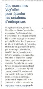 Article paru dans Loiret Eco, magazine de la CCI du Loiret