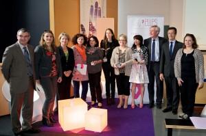 Les lauréats Prix elle créa2013