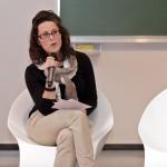 Vanessa Kerampran, chargée de mission départementale du droit des femmes et à l'égalité.