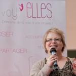 Marie-Sophie Delille, Directrice des Ressources Humaines pour l'unité d'intervention centre Orange