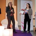Coup de coeur du jury : Valérie Brou, La Petite Italie, traiteur orléanais en plein développement.
