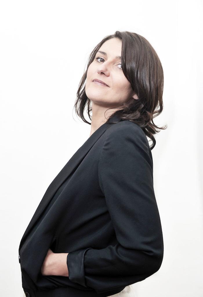 Céline Roussillat, de l'agence de design éponyme (Saint-Jean-de-Braye).