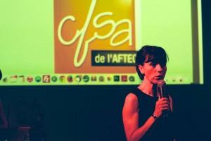 Merci au CFSA de l'AFTECIntervention CFSA de l'AFTEC  Sylvie Simonin
